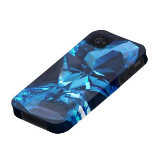 Gemstones iPhone 4/4S Cases