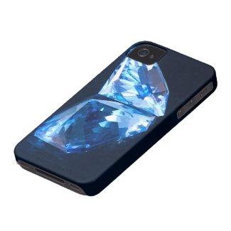 Gemstones iPhone 4 Case-Mate Cases