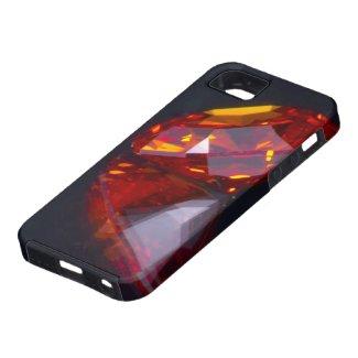 Gemstones iPhone 5 Covers