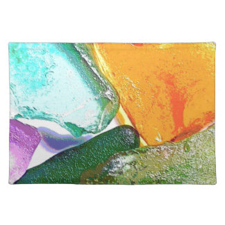 Gemstones Magnified Placemats