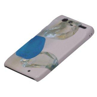 Gemstones Motorola Droid RAZR Cover