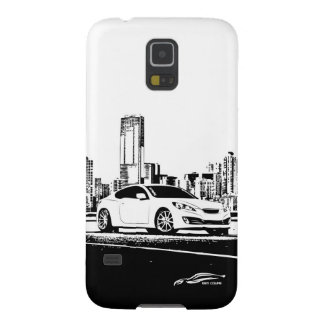 Gen Coupe with City Backdrop Galaxy S5 Covers