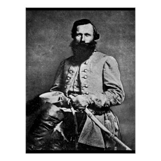 "Gen. ""Jeb"" Stuart_War Image Poster"
