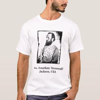 Gen. Jonathan 'Stonewall' Jackson, CSA T-Shirt