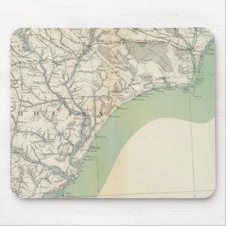 Gen map IV Mouse Pad
