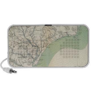 Gen map IV Travelling Speakers