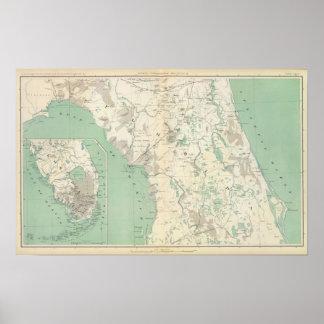 Gen map XI Poster