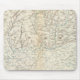 Gen map XIII Mouse Pad