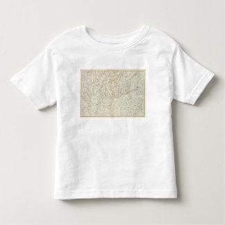Gen map XIII T-shirt