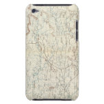Gen map XV Barely There iPod Covers