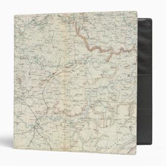 Gen map XV Vinyl Binder
