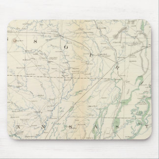 Gen map XVIII Mouse Pad