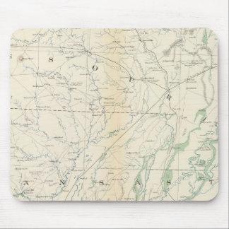 Gen map XVIII Mouse Pad