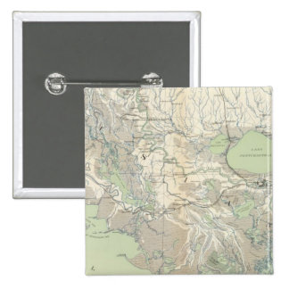 Gen map XXI Pinback Button