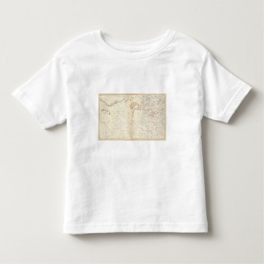 Gen map XXIV Toddler T-shirt