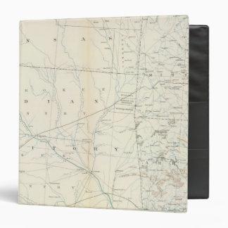 Gen map XXV Binder