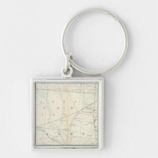 Gen map XXV Keychain