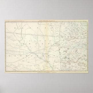 Gen map XXV Poster