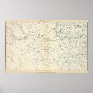 Gen map XXVI Poster