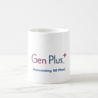 Gen Plus -- Reinventing 50 Plus! Coffee Mug