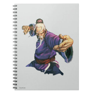 Gen Ready Pose Spiral Notebook