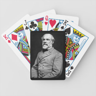 GEN. ROBERT E. LEE BICYCLE PLAYING CARDS