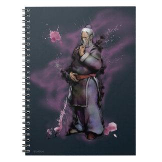Gen Standing Spiral Notebook