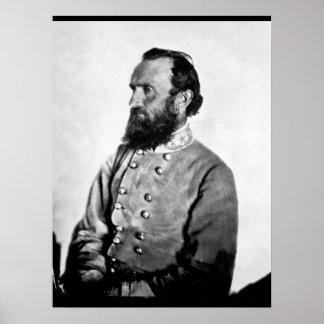 """Gen. """"Stonewall"""" Jackson,_War Image Poster"""