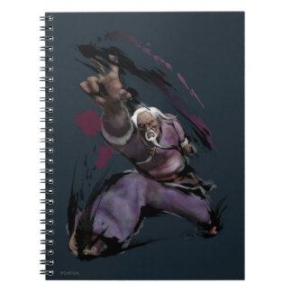 Gen Strike Spiral Notebook