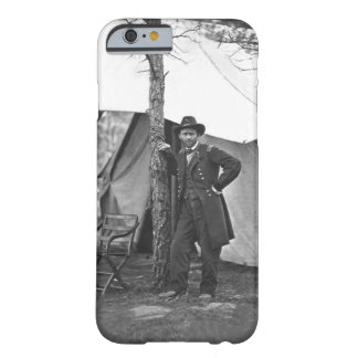 Gen. Ulysses S. Grant_War Image Barely There iPhone 6 Case