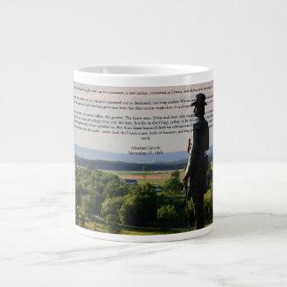 Gen Warren Jumbo Mug 20 Oz Large Ceramic Coffee Mug