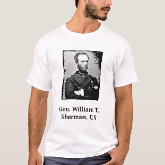 Gen. William T. Sherman, US T-Shirt