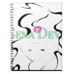 Gena Deva Fashion Notebook