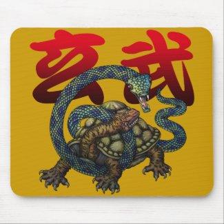 Genbu mousepad