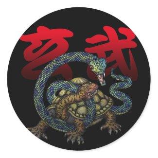 Genbu sticker