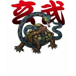 Genbu shirt