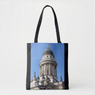 Gendarmenmarkt, French Church 001.02 Tote Bag