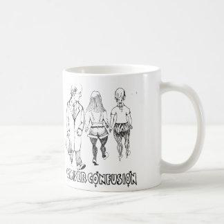 GENDER CONFUSION - COFFEE MUG