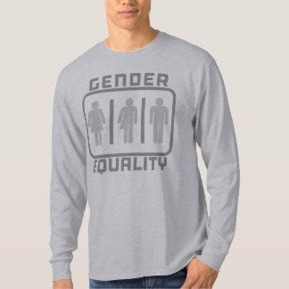 GENDER EQUALITY: All-Gender LGBT Bathroom Law Meme T-Shirt