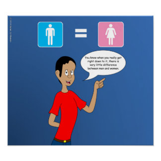 Gender Equality Posters