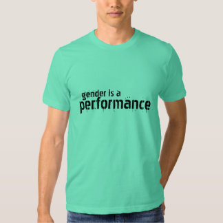 Gender is a Performance Dresses