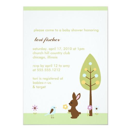 gender neutral baby shower invitation zazzle