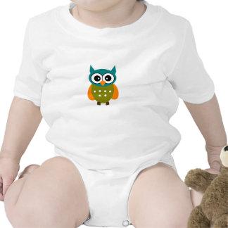 Gender Neutral Owl Shirt