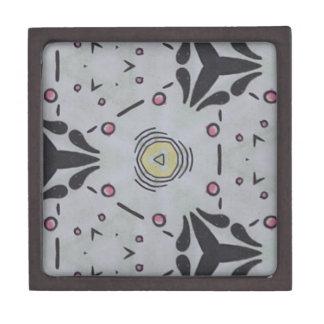 Gender Nuetral Graphic Artistic Pattern Gift Box