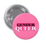 Gender Queer button (pink)