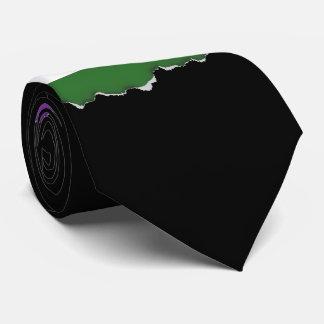 Gender Queer Pride Flag Neck Tie