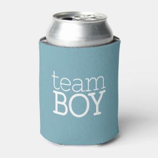 Gender Reveal Baby Shower - Team Blue Boy Can Cooler