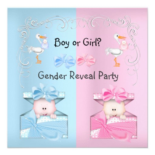 Free Printable Gender Reveal Party Invitations is luxury invitations template