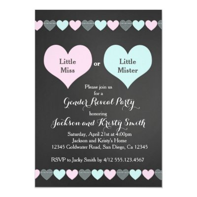 What will it Bee Gender Reveal Party Invitation – Gender Reveal Party Invitations
