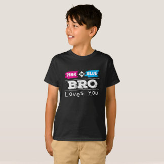 Gender Reveal Party T-Shirt for Brother Shirt